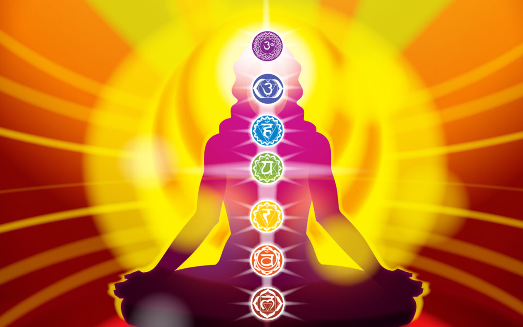 How is colour linked to your chakras and more?!