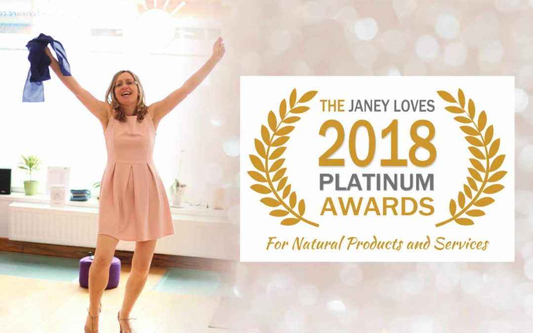 Vote for me in the Platinum 2018 Awards