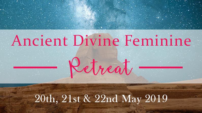 Ancient Divine Feminine Invitation